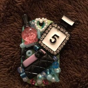 Jewelry - Make up dog tag necklace